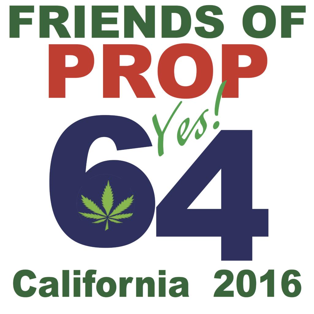 La proposición 64 recibió un importante apoyo