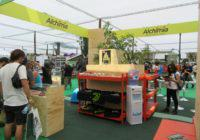 Stand 80 de la Expoweed 2016