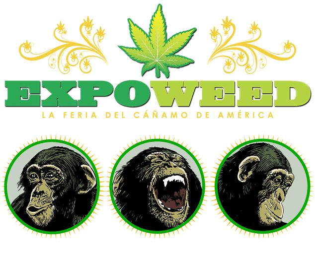 Feria cannábica Expoweed 2016