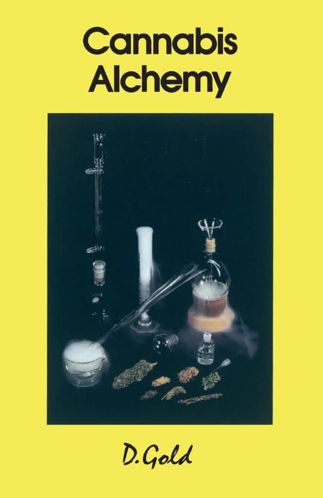 Portada de Cannabis Alchemy de D. Gold