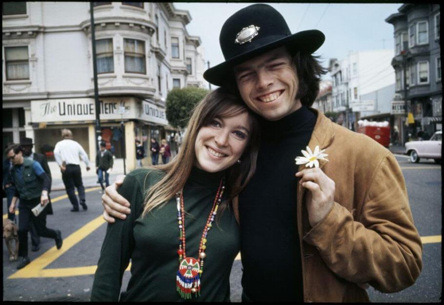 El San Francisco de los 60 era un lugar de libertad y amor