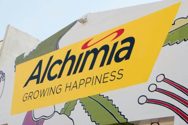 Fiesta Aniversario Alchimia