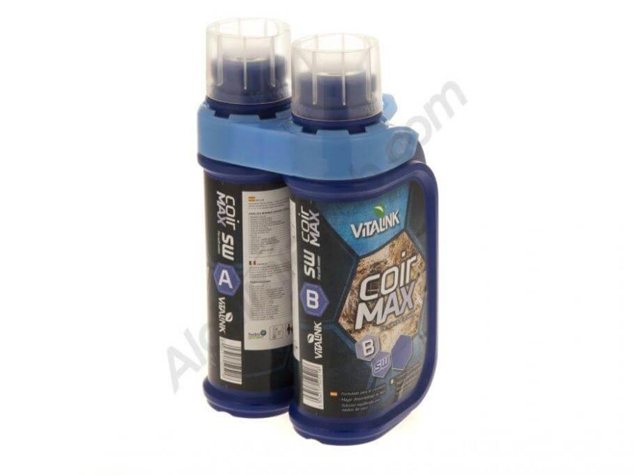 Vitalink Coir Max A+B, un potente abono para coco