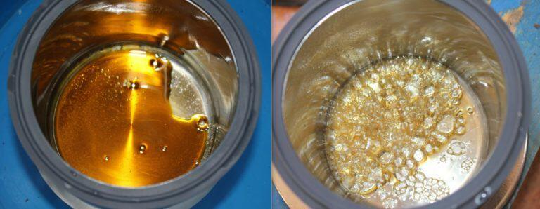 Extraccion de BHO : Mini Closed Loop pasivo de Herborizer