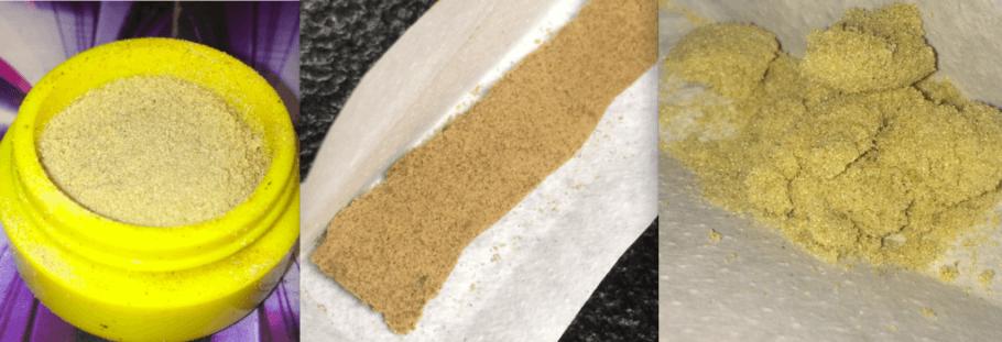 Dry sift, la calidad depende de la cantidad de contaminante