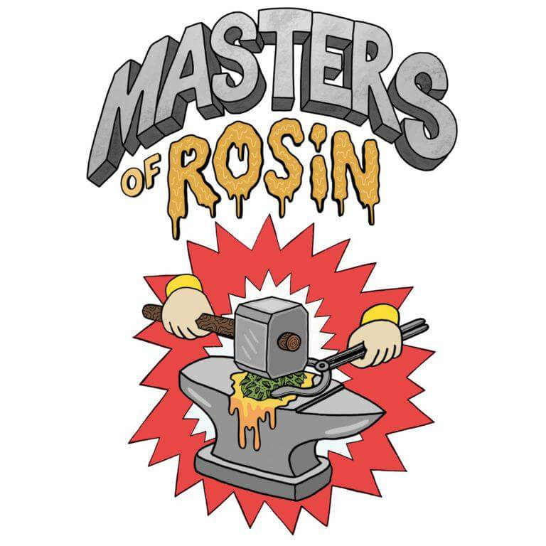 Masters of Rosin 2018 Barcelona