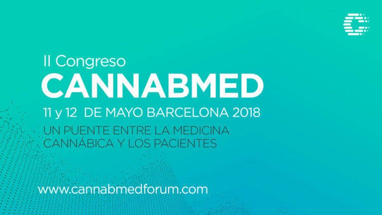 II Congreso Cannabmed Barcelona 2018