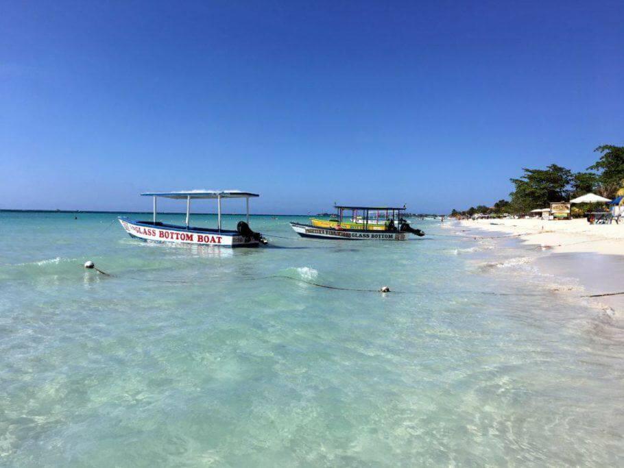Playas maravillosas de Jamaica