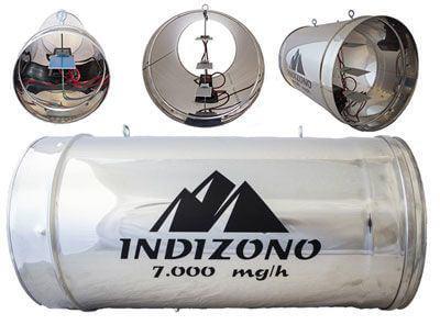 Indizono Ozone generator, 7000 mg/h