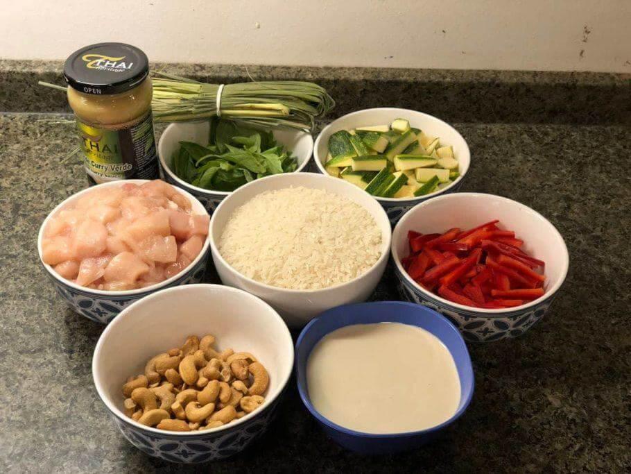 Ingredientes necesarios para nuestra receta cannábica