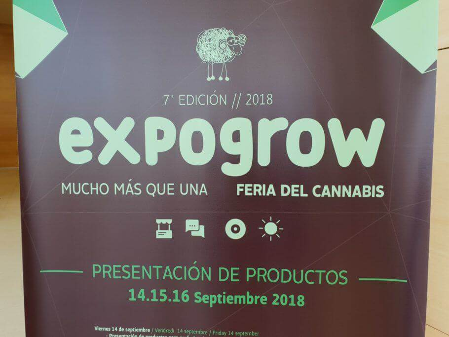 Publicity for the 7th Expogrow 2018