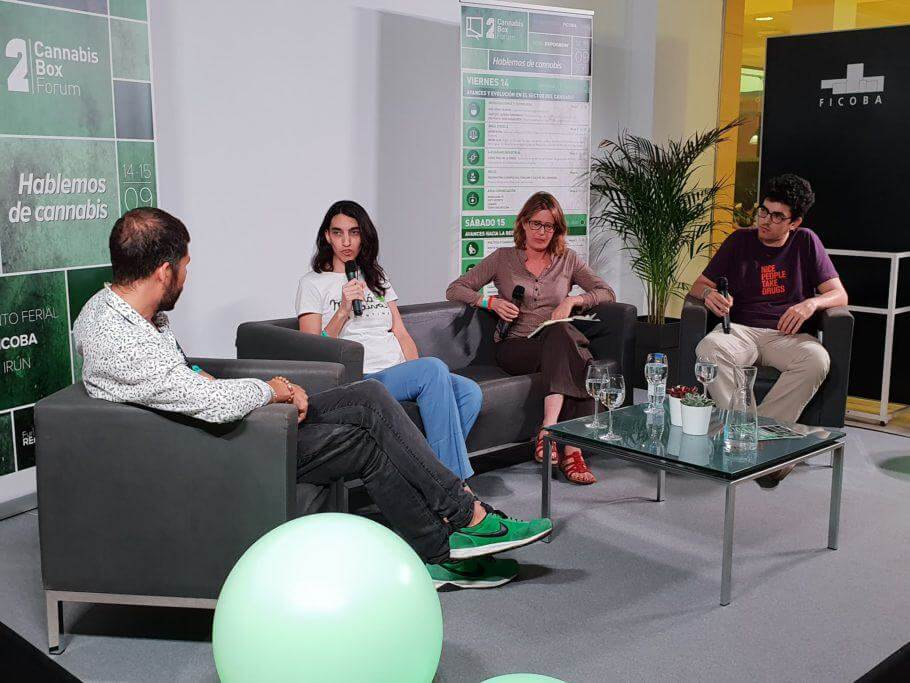 The Cannabis Box Forum was a great success at Expogrow 2018