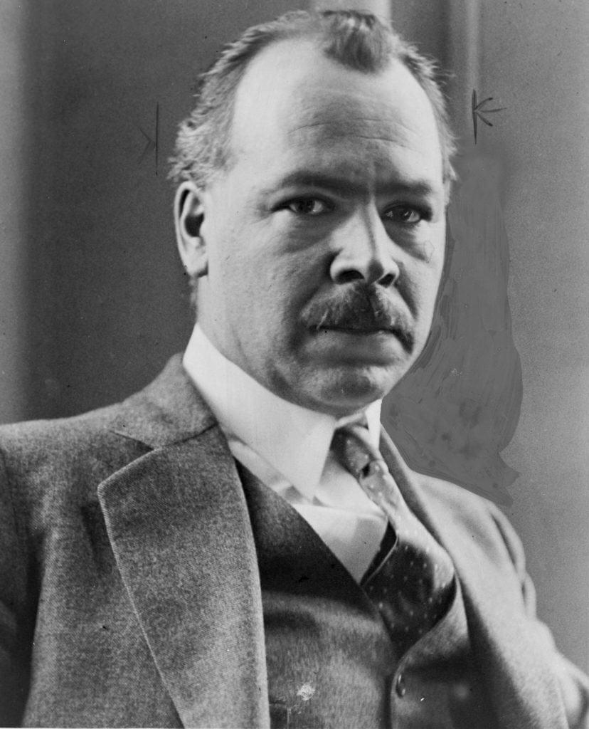 El eminente botánico y genetista ruso Nikolai Vavilov
