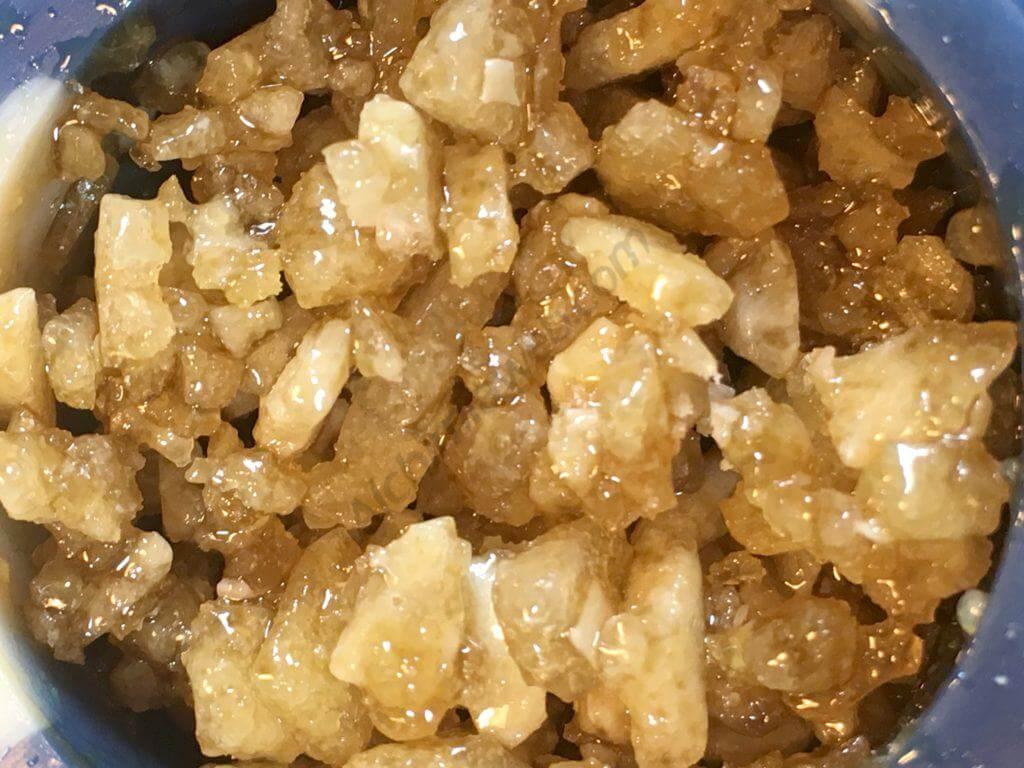 Cómo hacer cristales de THCA y salsa de terpenos
