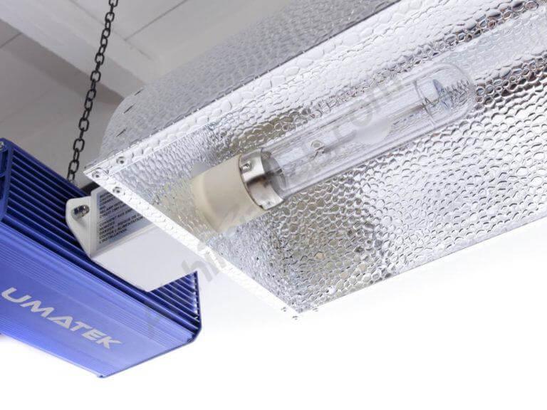 Lámparas de cultivo CMH LEC