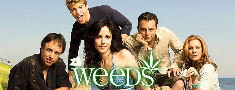 Weeds. Una de las series cannábicas de más éxito