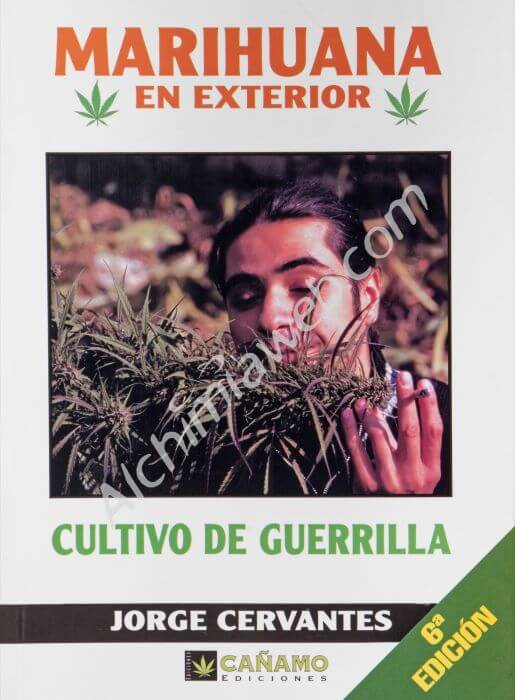 Un completo manual para el cultivador de cannabis en exterior