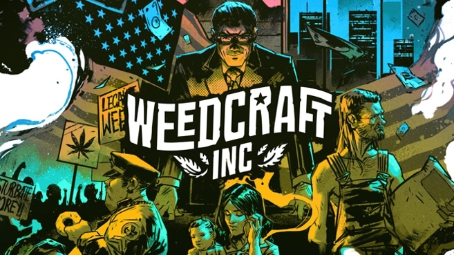 Weedcraft INC is one of the best cannabis video games, although only for PC