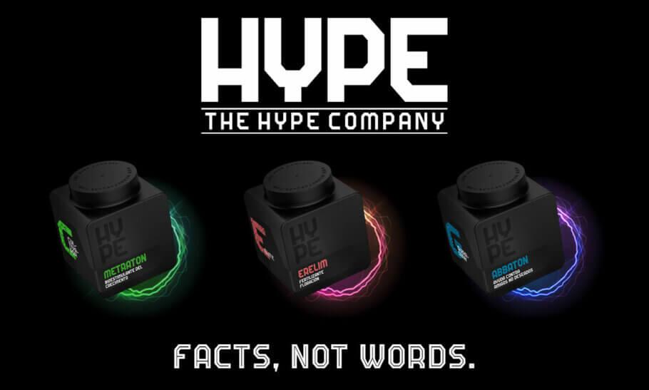 The Hype Company: hechos, no palabras