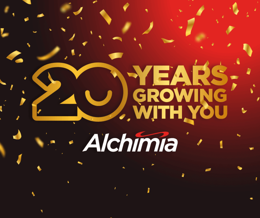 Alchimia Grow Shop cumple 20 años!!