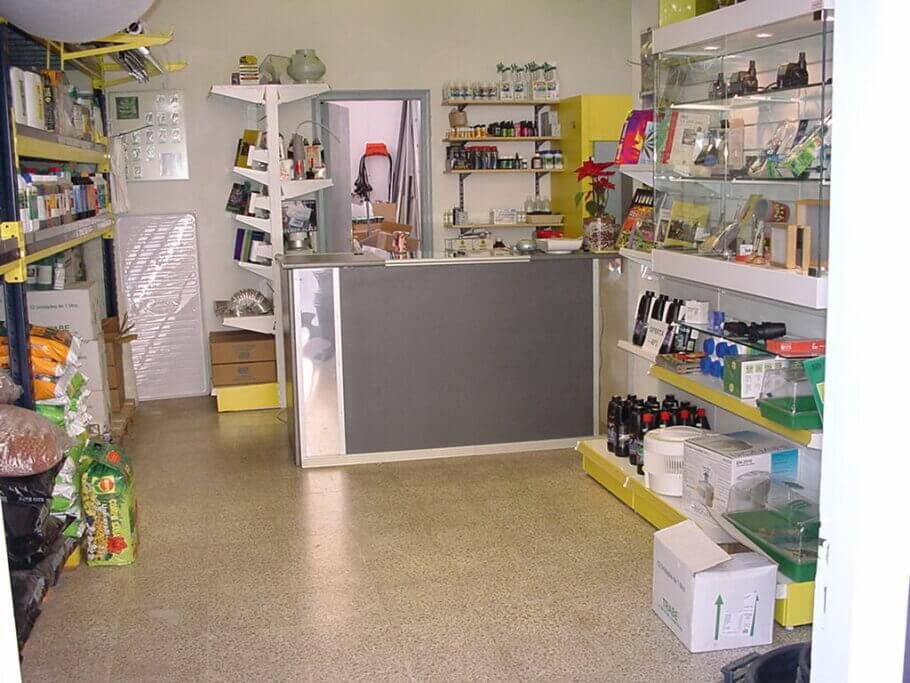 La segunda tienda de Alchimia, también en Figueres