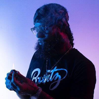 El rapero y breeder Yung LB, creador de la Runtz