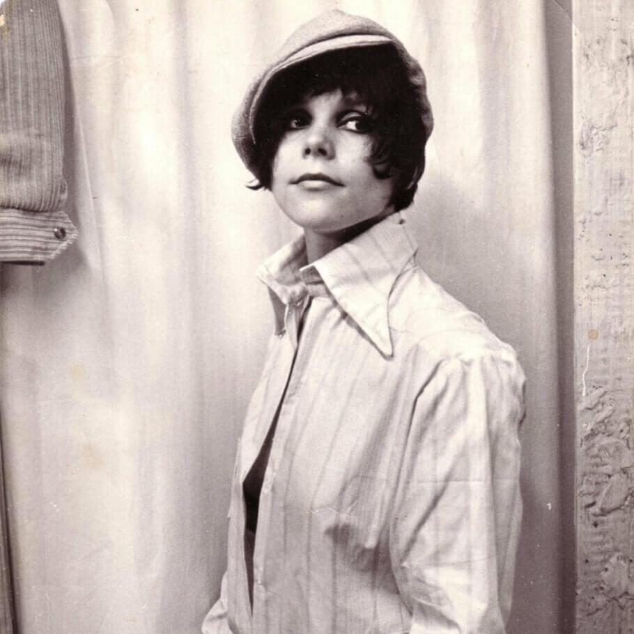 A young Mila Jensen (Foto: Sensi Seeds)