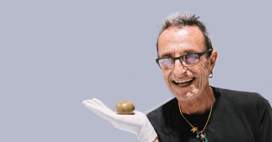 Frenchy Cannoli, passion for hashish