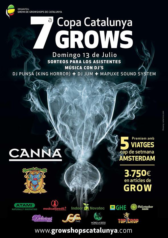 Premis copa Catalunya de Grows 2014