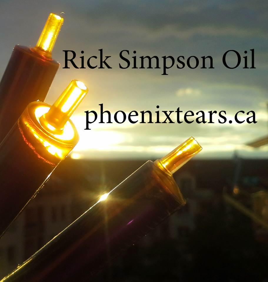 Oli de marihuana de Rick Simpson