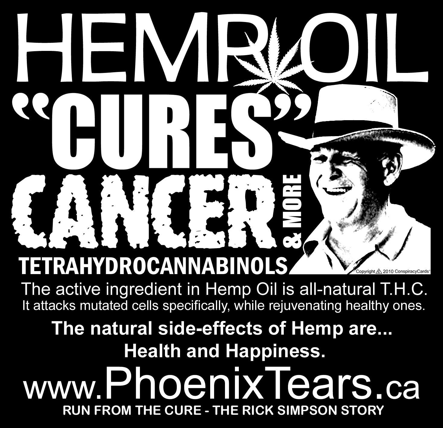L'oli de Rick Simpson es transformórápidamente en una referència en el món de la marihuana terapèutica