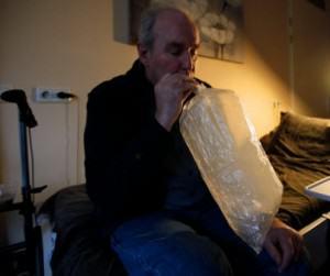 Vaporització del cànnabis terapèutic