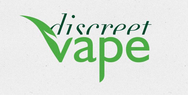 DiscreetVape Logo