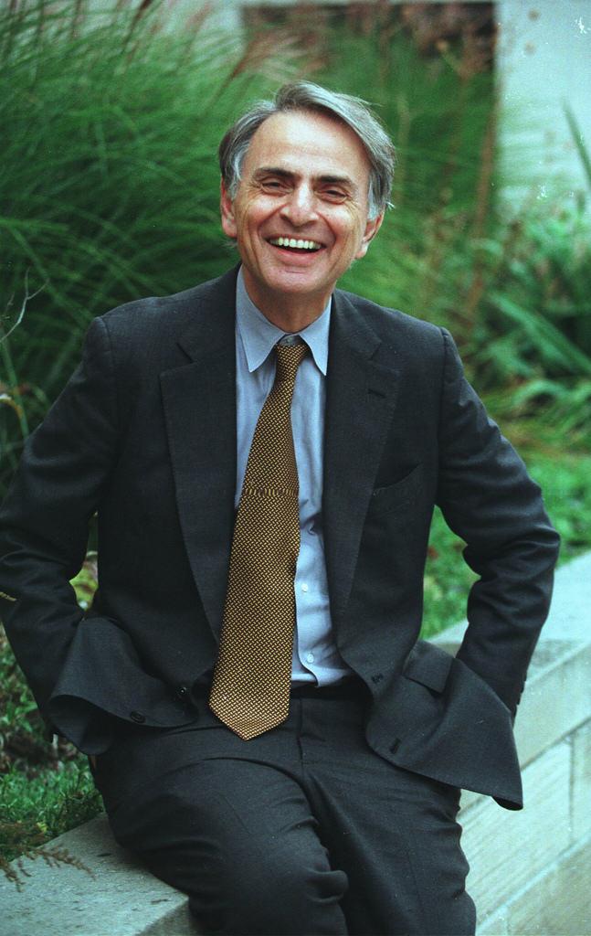 Johann Edwin Heupel - Carl Sagan