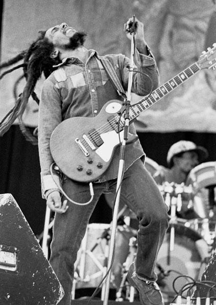Monosnaps - Bob Marley