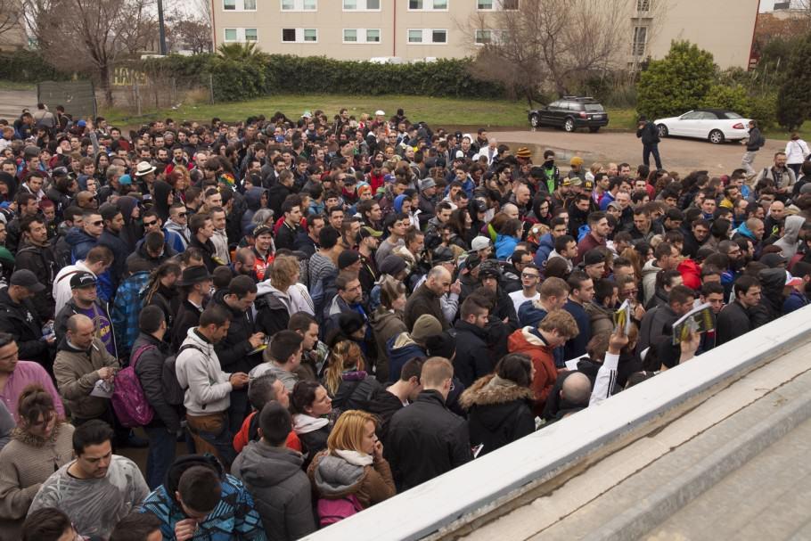 40.000 persones van assistir a la fira