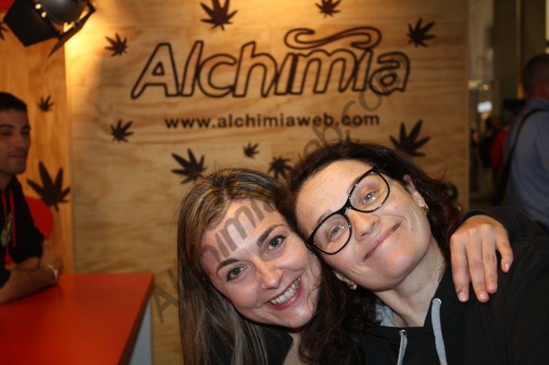 Silvia i Estefania de Alchimia