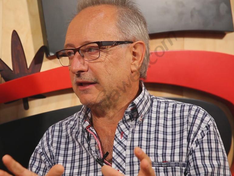 Entrevista a Julio Calzada en la Spannabis 2015