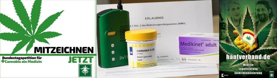 L'associació Deutscher Hanfverband milita per la legalització de la marihuana a Alemanya