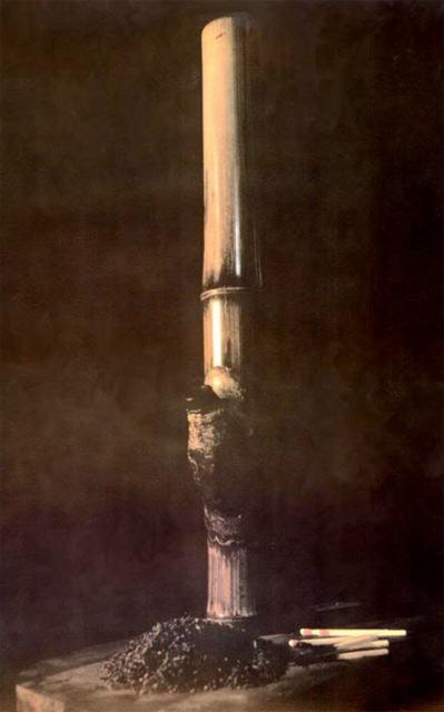Bong de bambú