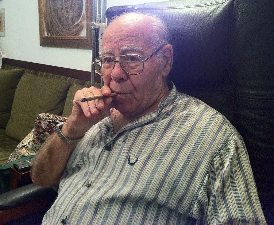 Consumidor de marihuana terapèutica
