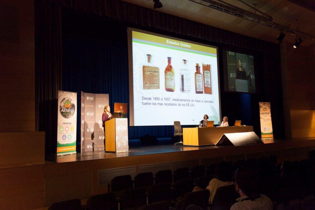 La Fundació Alchimia Solidària patrocinava el 5è Forum Social i Internacional del Cànnabis