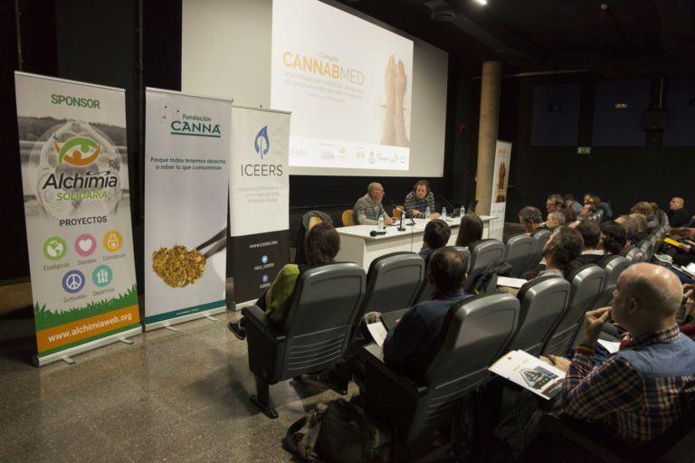 1eres conferències Cannabmed a Barcelona