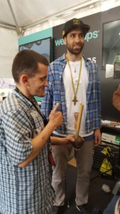 Chalice Ital Steam Vapor amb l'equip AlphaCat