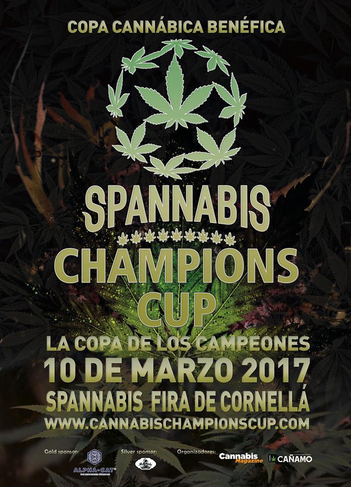 Spannabis Champions Cup 2017