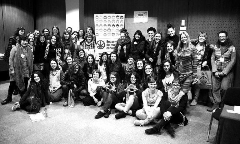 """Les """"Mujeres Cannábicas"""". Moviment actiu per a la normalització del cànnabis a Espanya"""