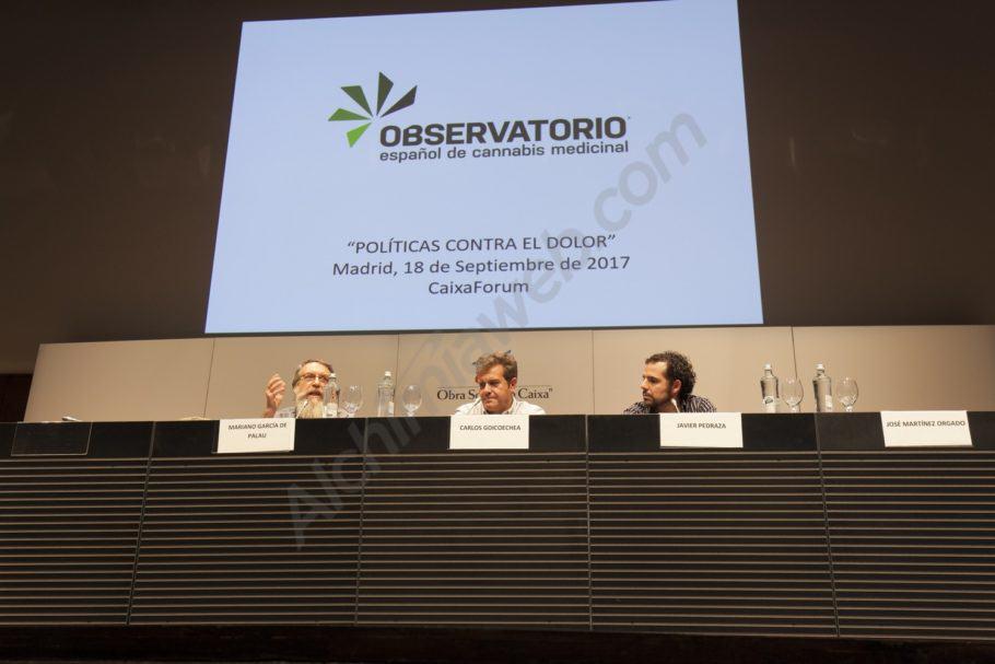 Experts en cànnabis medicinal a les Polítiques Contra El Dolor