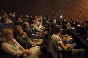 Gran interès per part del públic assistent
