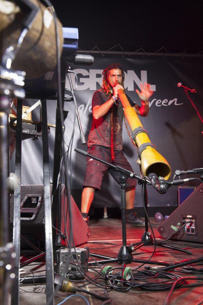 Concerts Spannabis a la zona exterior del recinte