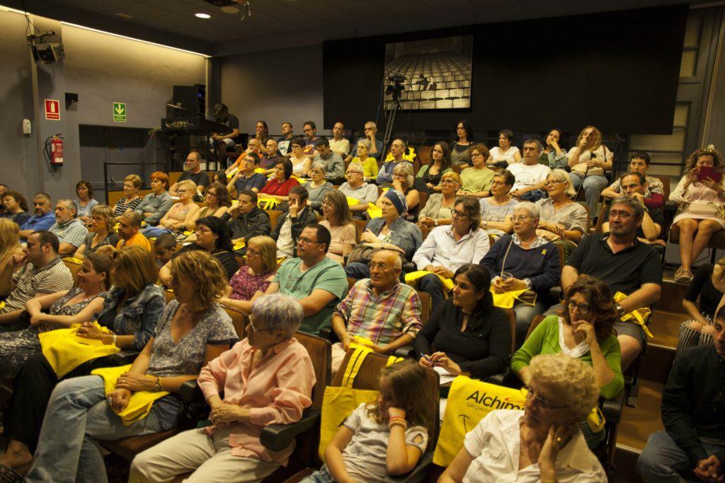 Nou èxit d'assistència en aquesta 2a Jornada sobre Usos Terapèutics del Cànnabis a Figueres